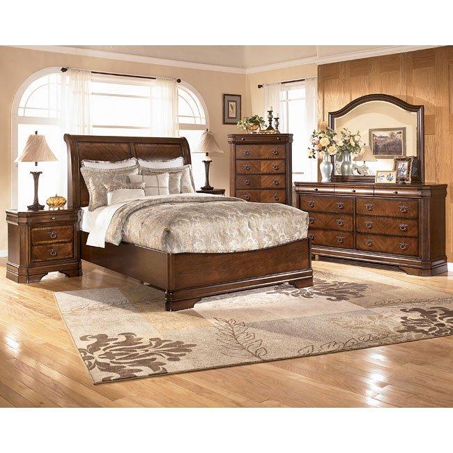 hamlyn platform bedroom set signature designashley
