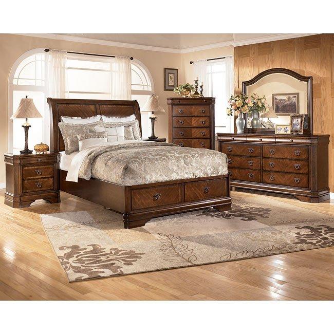 Hamlyn Storage Bedroom Set Signature Design By Ashley 1 Reviews Furniture Cart