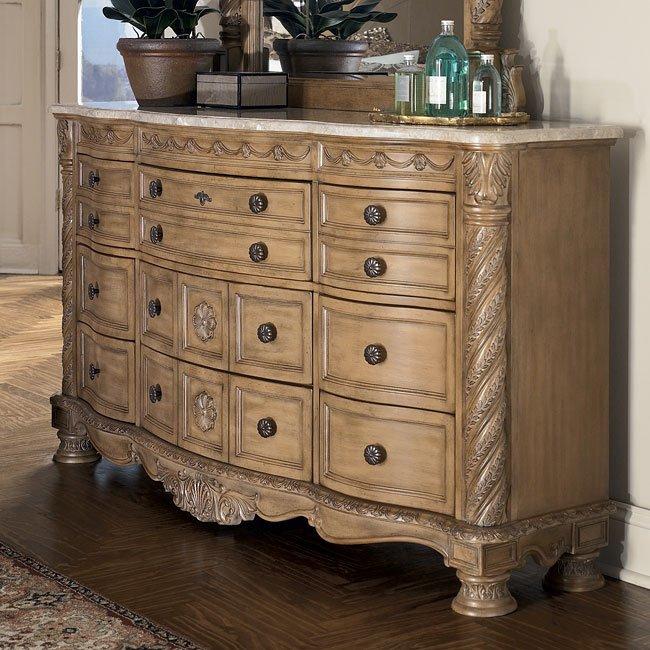 Millenium Furniture: South Coast Dresser Millennium