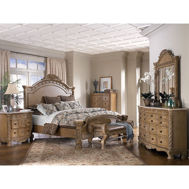 South Coast Panel Bedroom Set Millennium Furniture Cart