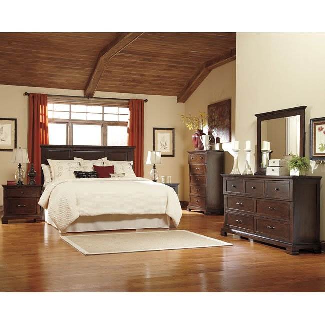 Noremac Headboard Bedroom Set