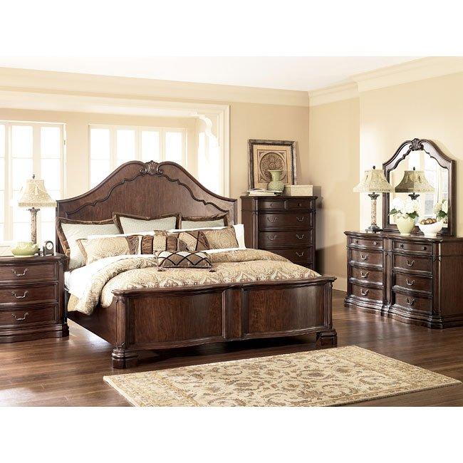 camilla panel bedroom set millennium furniture cart