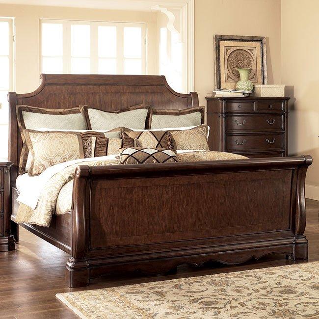 Camilla Sleigh Bedroom Set Millennium, 1 Reviews
