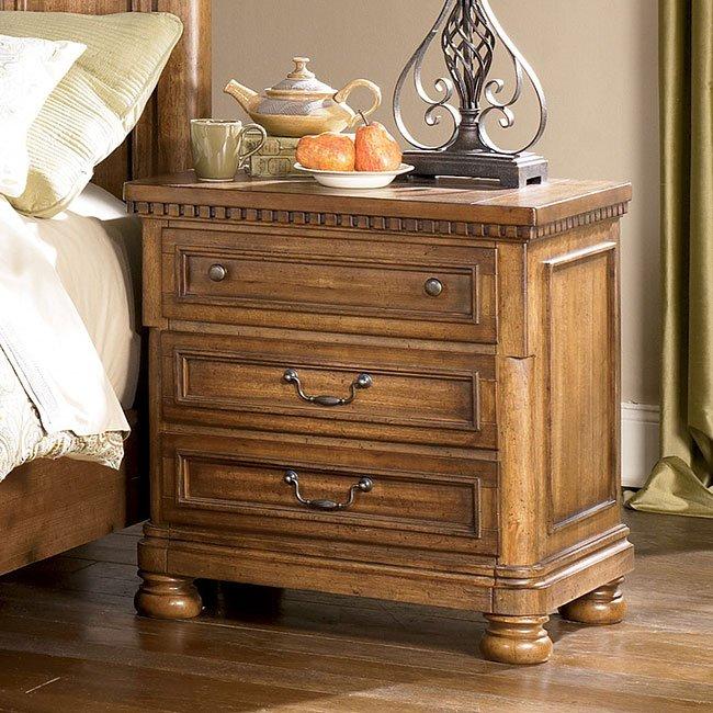 Millennium By Ashley Furniture: Summerlands Sleigh Bedroom Set Millennium