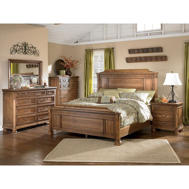 Summerlands Sleigh Bedroom Set