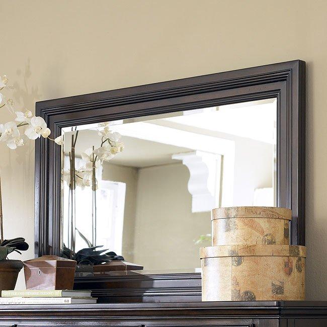 Key Town Mirror
