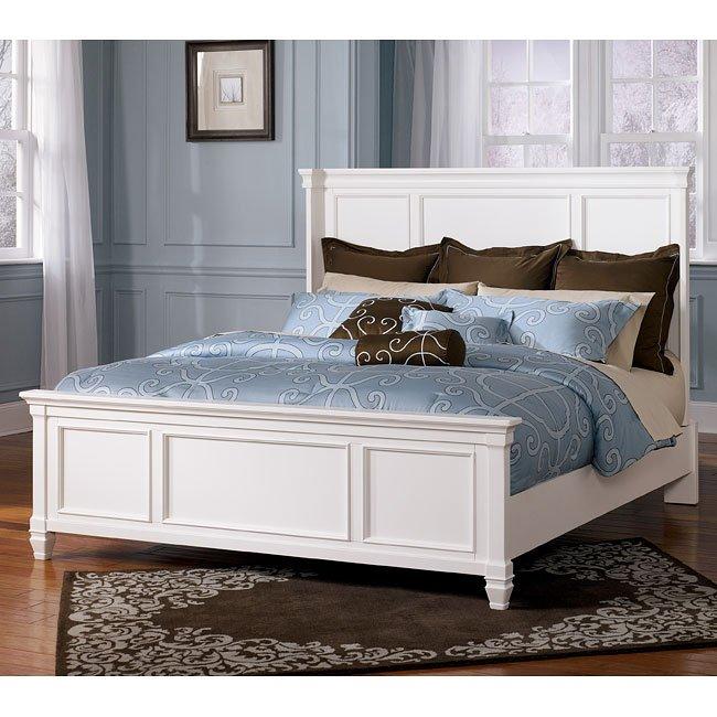 Prentice Panel Bed