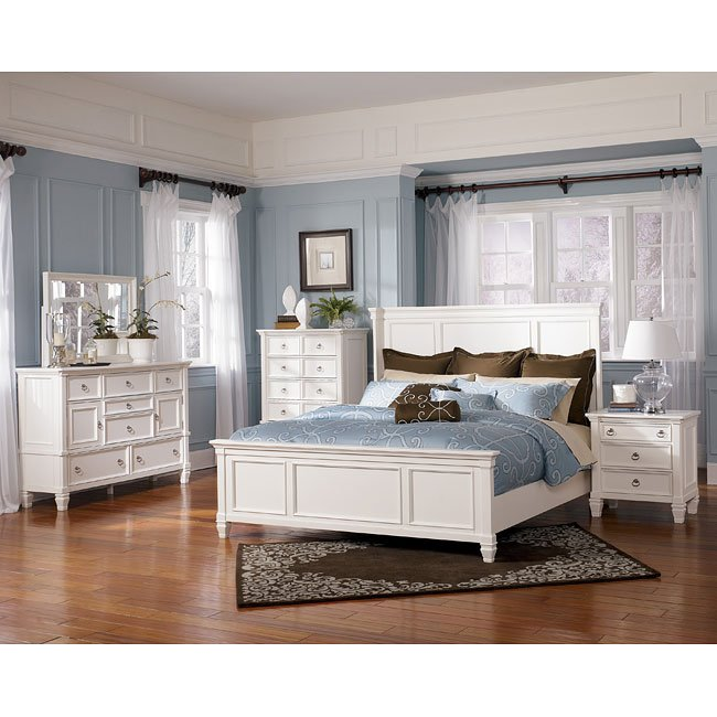 Prentice Panel Bedroom Set