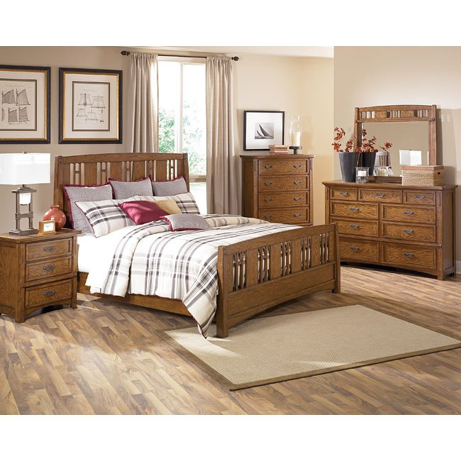 Kelvin Hall Panel Bedroom Set
