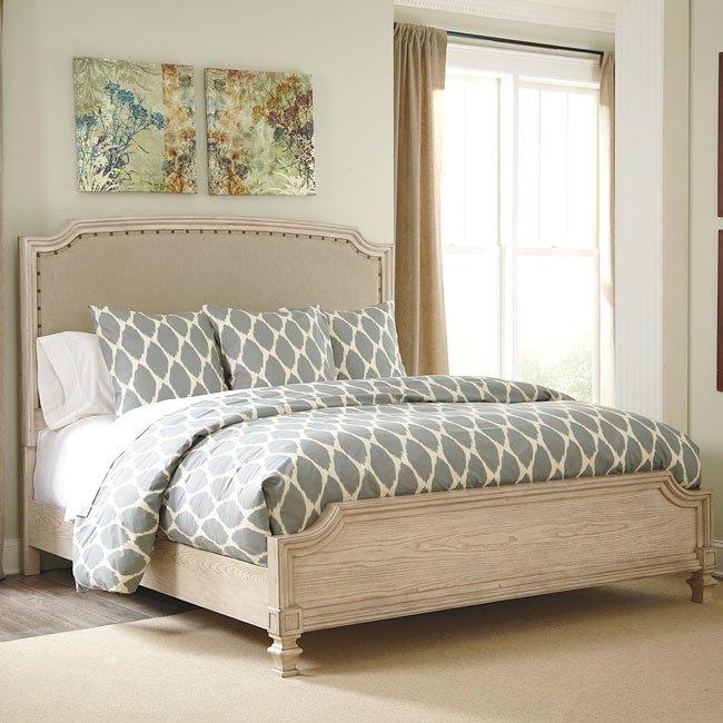 Demarlos Panel Bed