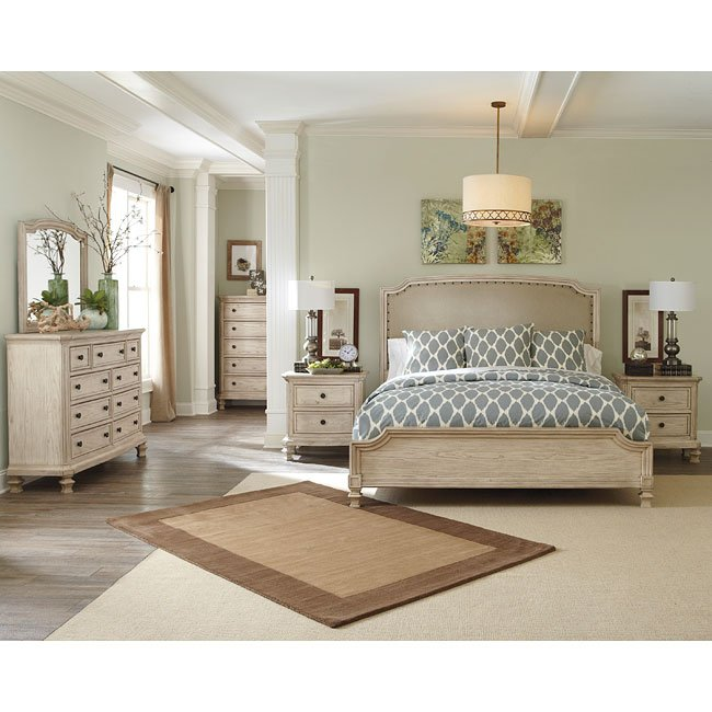 Demarlos Panel Bedroom Set