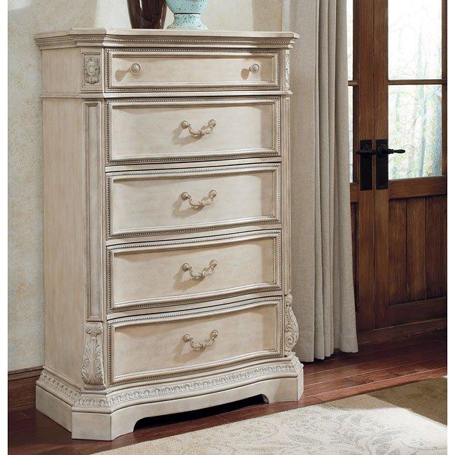 Ortanique Sleigh Bedroom Set Signature Design Furniture Cart