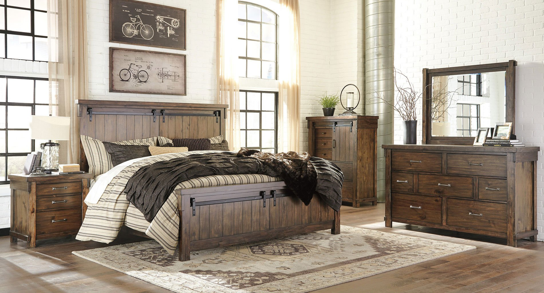 Lakeleigh Panel Bedroom Set Signature Design 1 Reviews