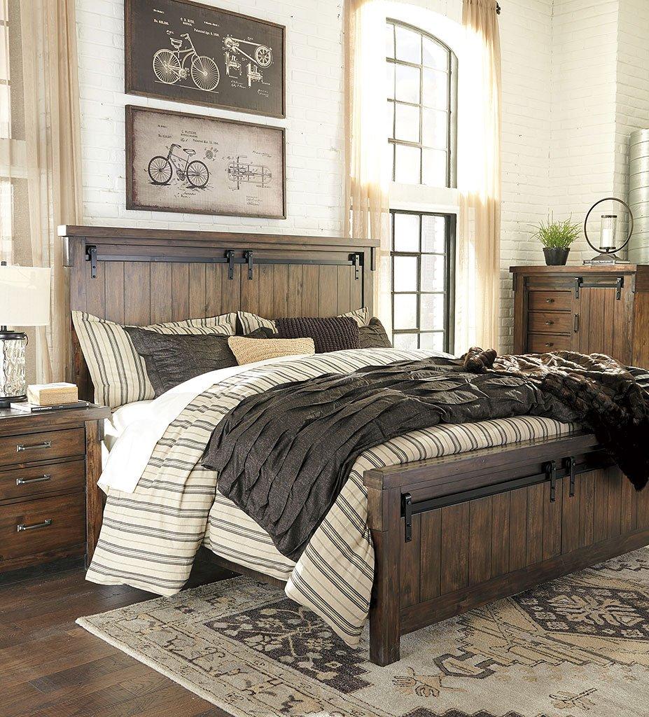 Lakeleigh panel bedroom set signature design 1 reviews - Ashley bedroom furniture reviews ...