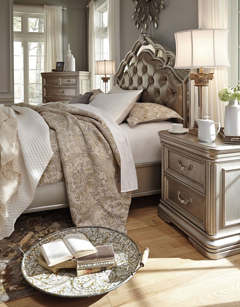 Birlanny panel bedroom set signature design 3 reviews - Ashley furniture bedroom packages ...