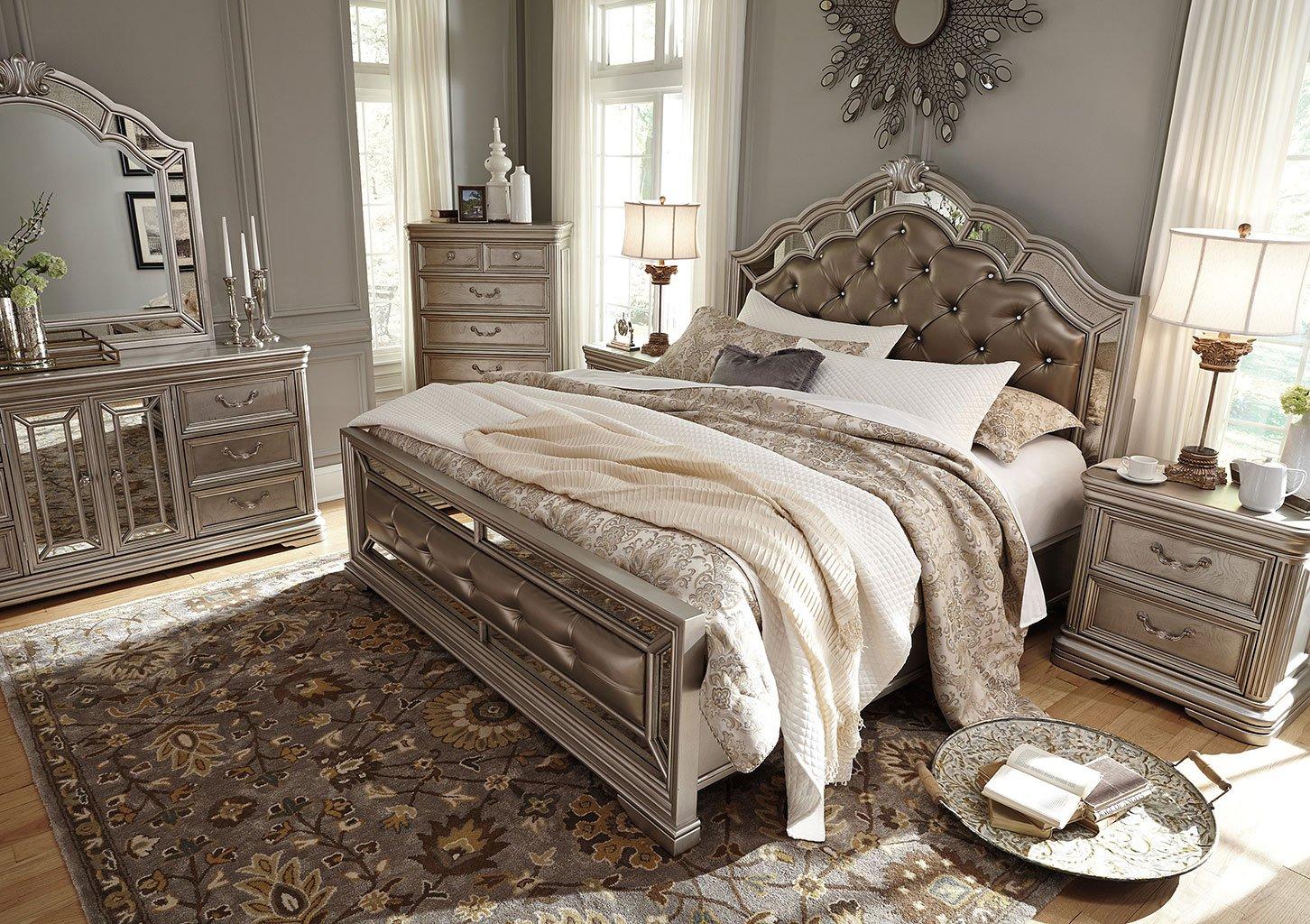 Birlanny Panel Bedroom Set Signature Design, 3 Reviews