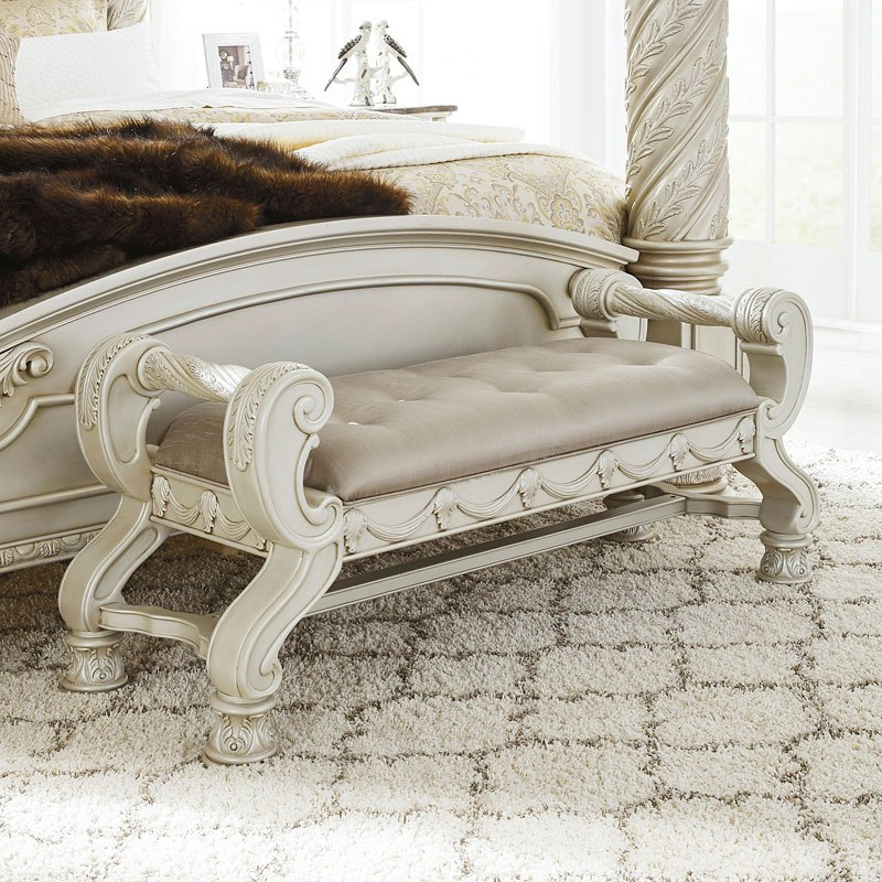 Cassimore Large Bedroom Bench