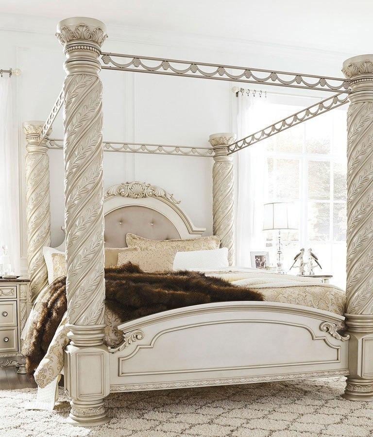Cassimore Canopy Bedroom Set Signature Design 3 Reviews