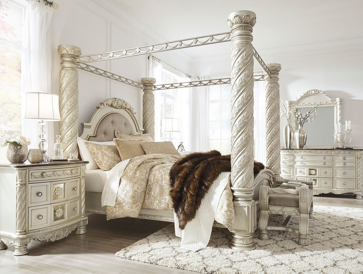 Cassimore Canopy Bedroom Set Signature Design 3 Reviews