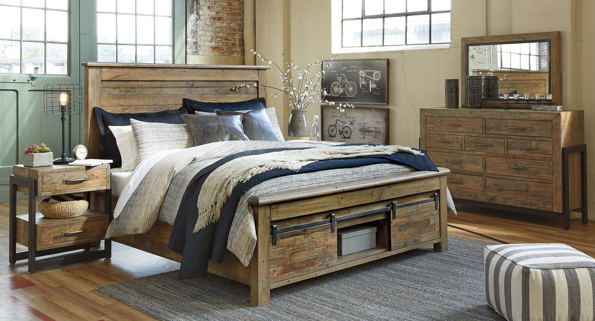 Sommerford Storage Bedroom Set