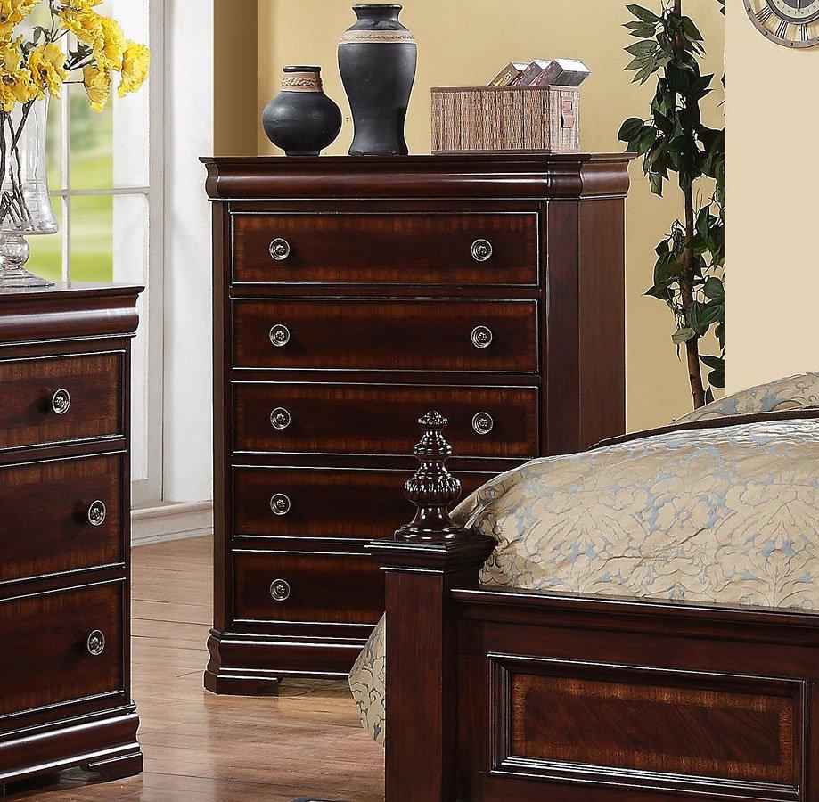 Ashleys Furniture Charlotte Nc: Charlotte Poster Bedroom Set Crown Mark Furniture
