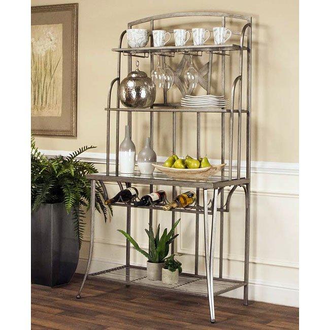 Pierce Bakers Rack Cramco Furniture Cart