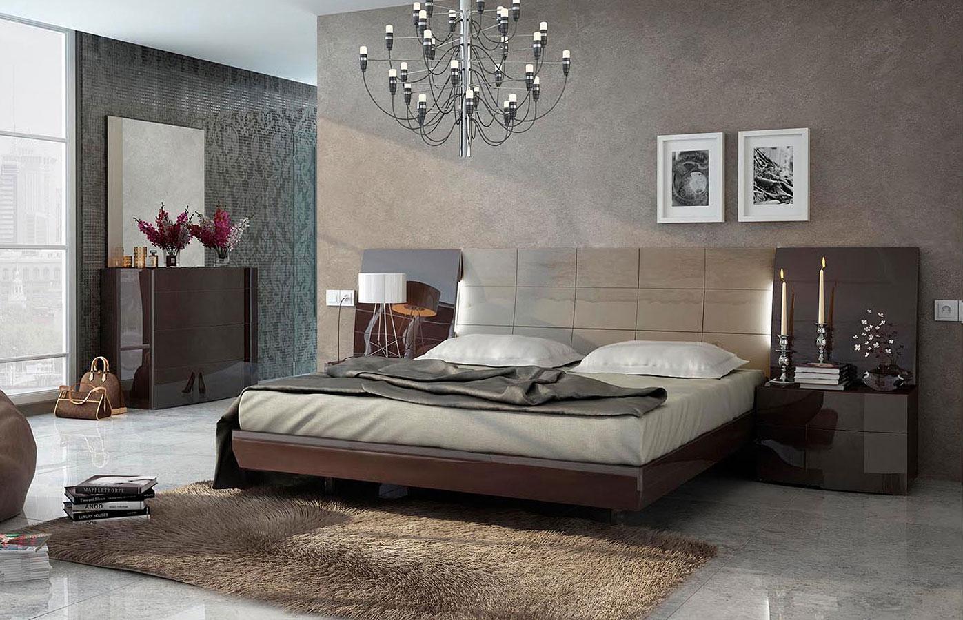 Merveilleux Barcelona Platform Bedroom Set