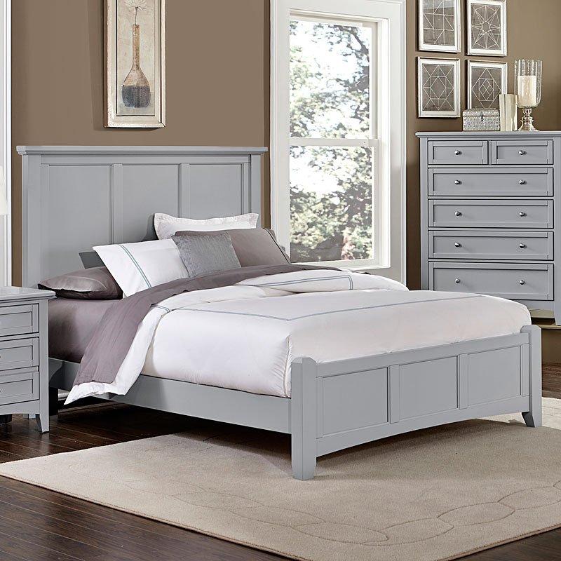 Bonanza Mansion Bed (Gray)