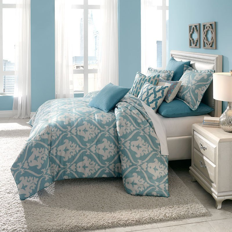 Tucson Bedding Set Aico Furniture