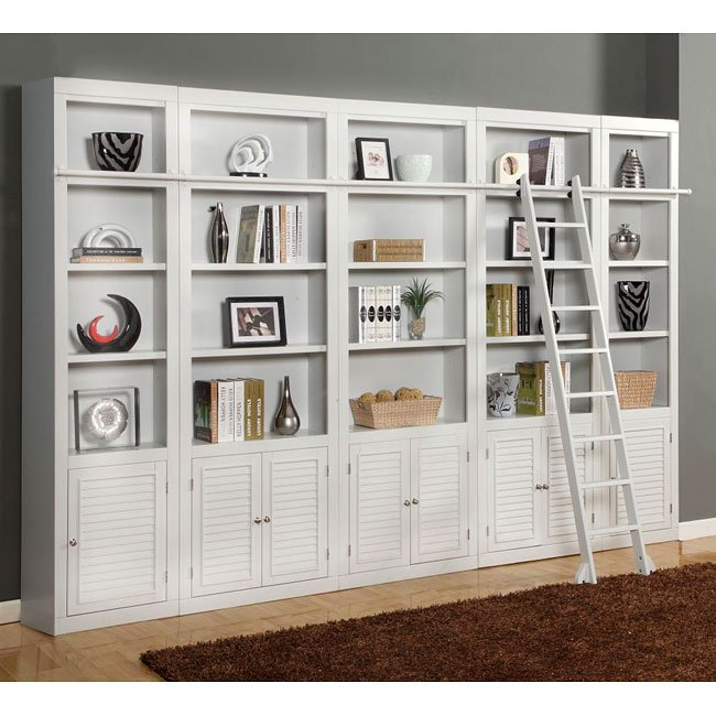 Charmant Boca Modular Bookcase Wall