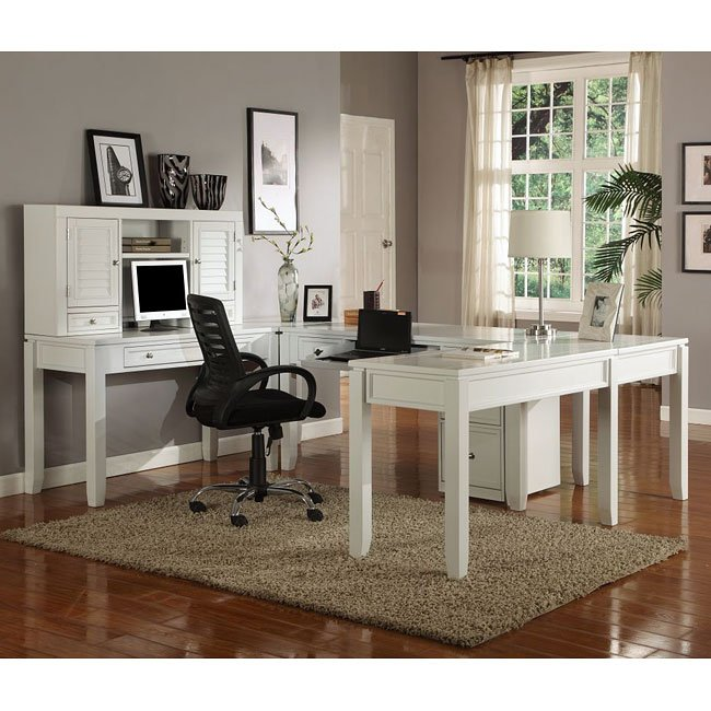 Merveilleux Boca Modular Home Office Set