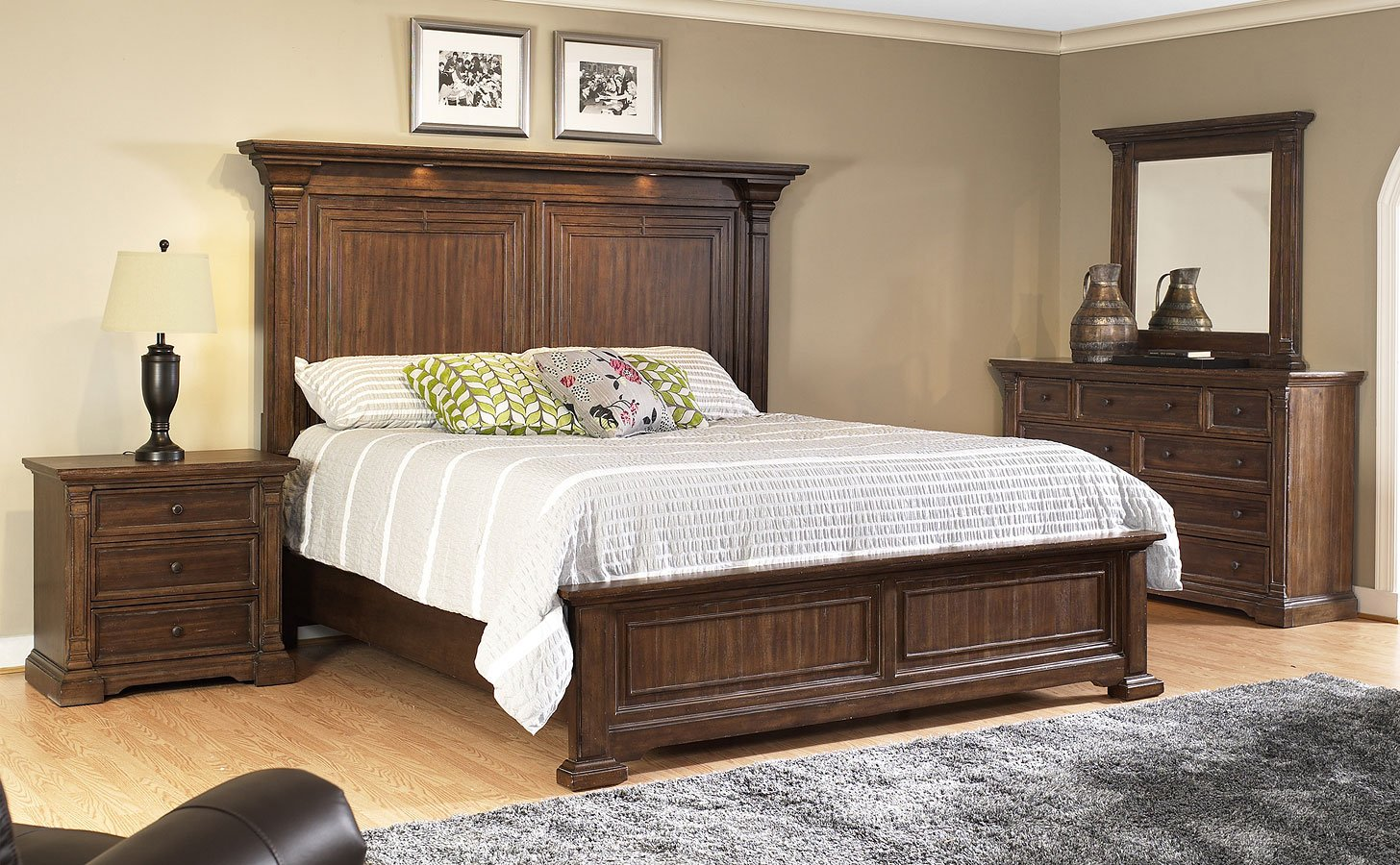 Coventry panel bedroom set oasis home furniture cart - Coventry bedroom furniture collection ...