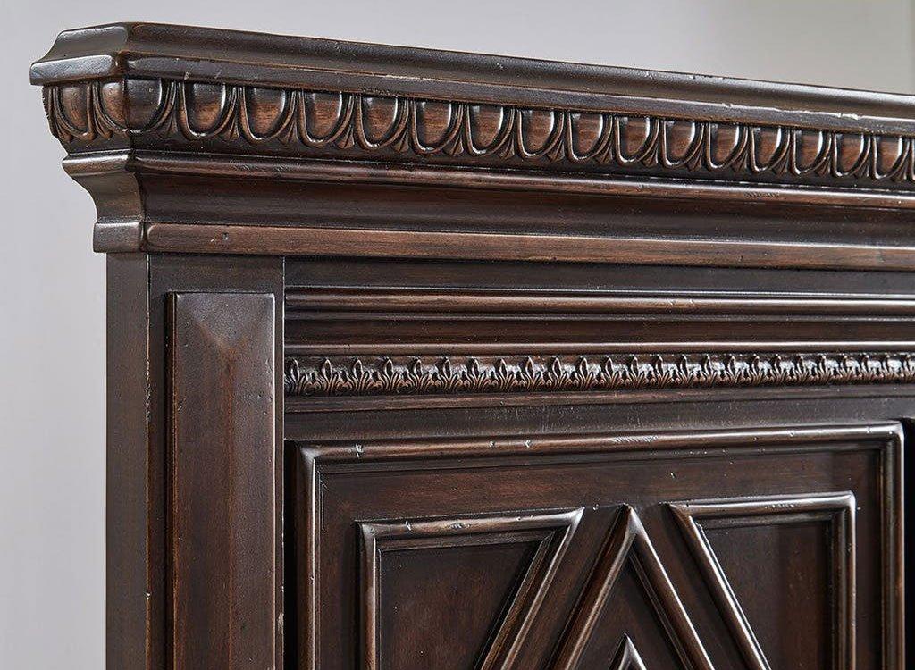 Castle Panel Bedroom Set Oasis Home Furniture Cart