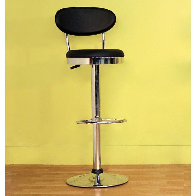 Achilla Bar Stool (Black)