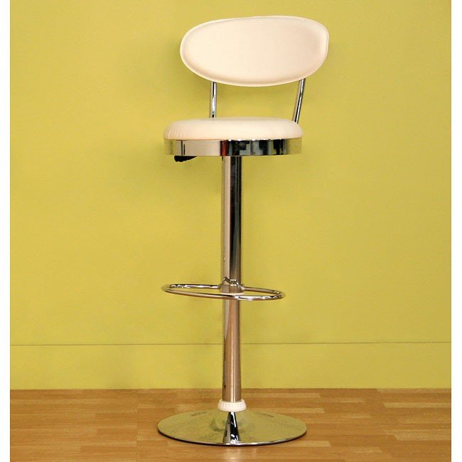 Achilla Bar Stool (White)