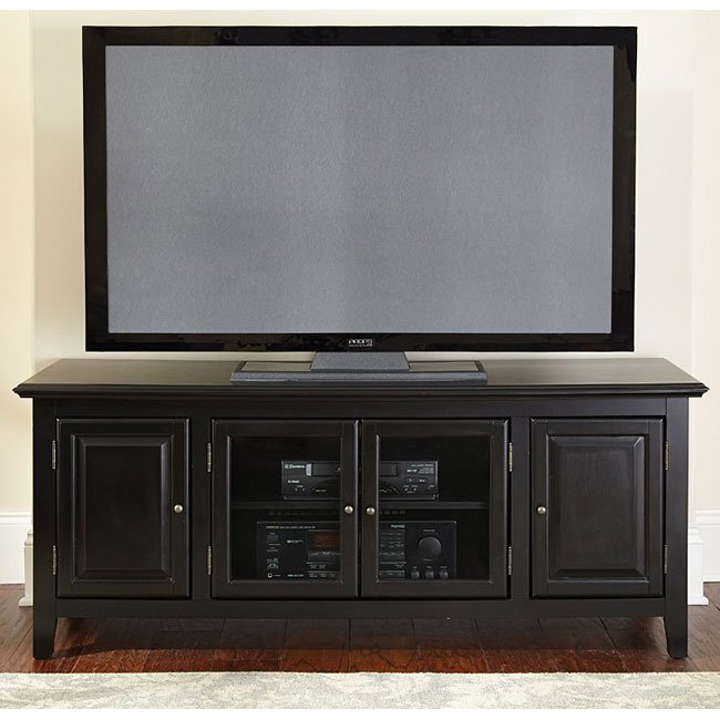 Clairmont 60 Inch Tv Cabinet Oak Steve Silver Furniture
