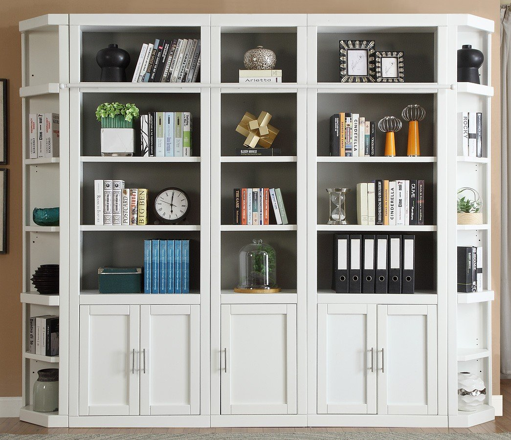Catalina Modular Bookcase Wall Part Of The Collection By Parker House 6 Reviews