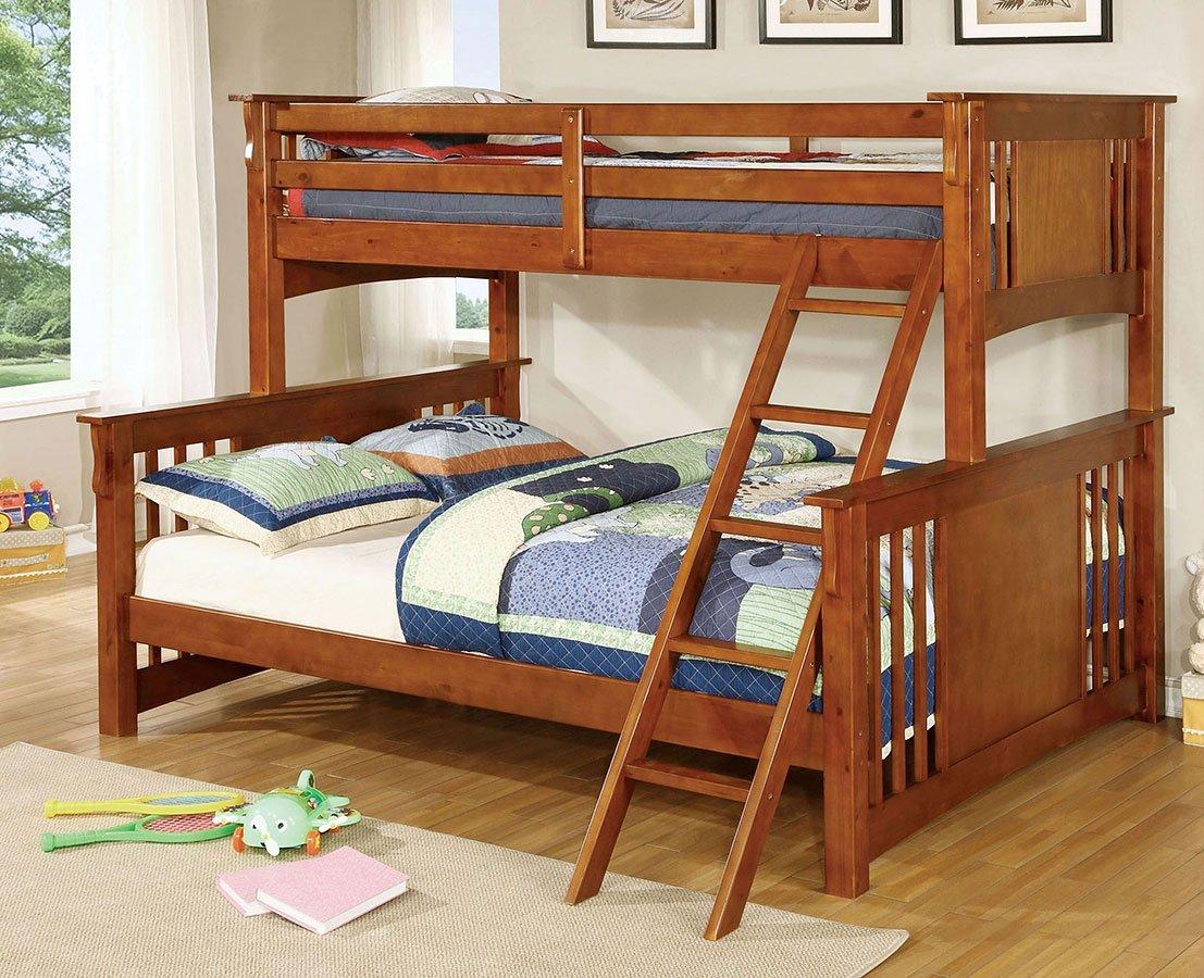 Xl Twin Over Queen Bunk Bed