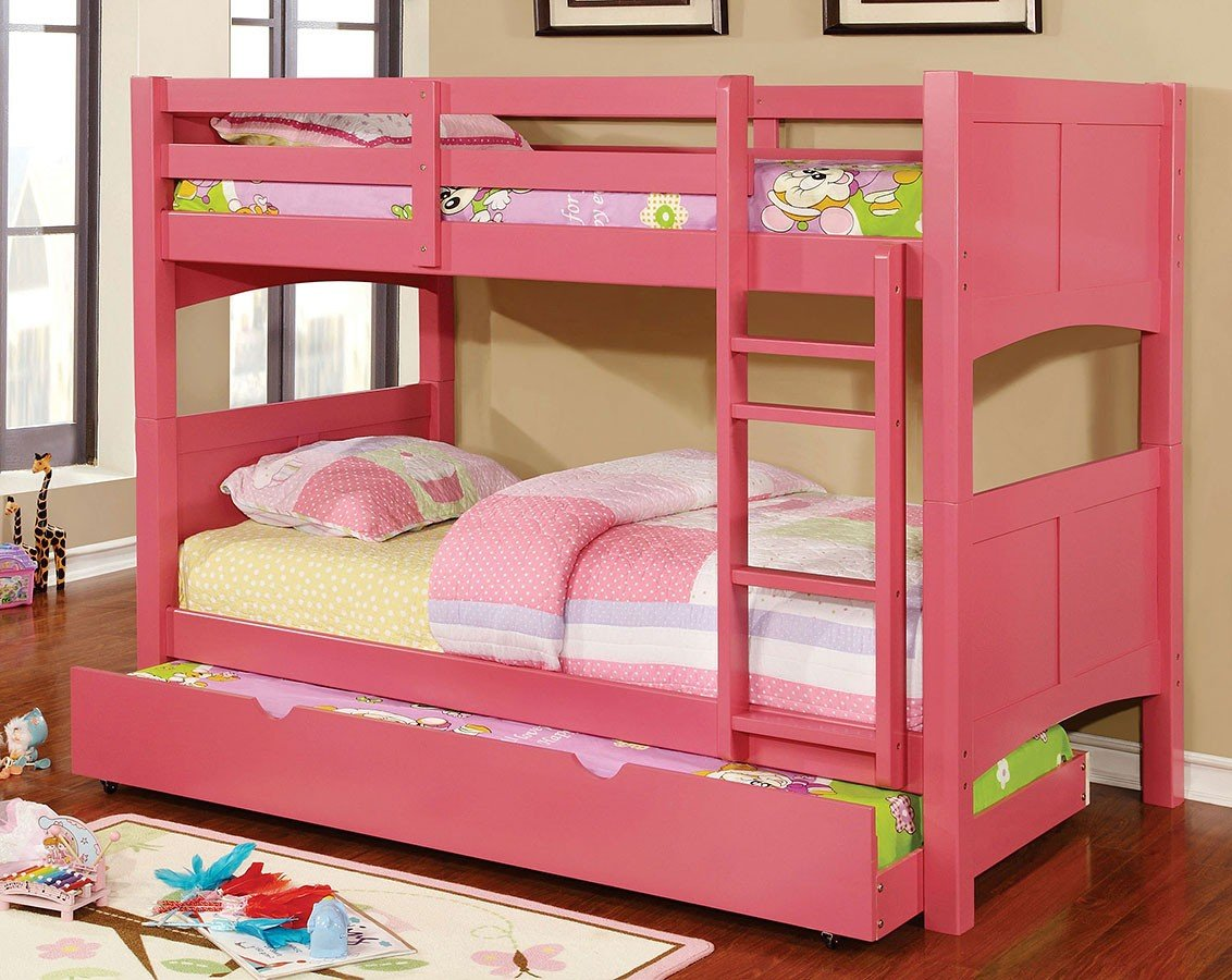 440+ Pink Bunk Bedroom Sets HD