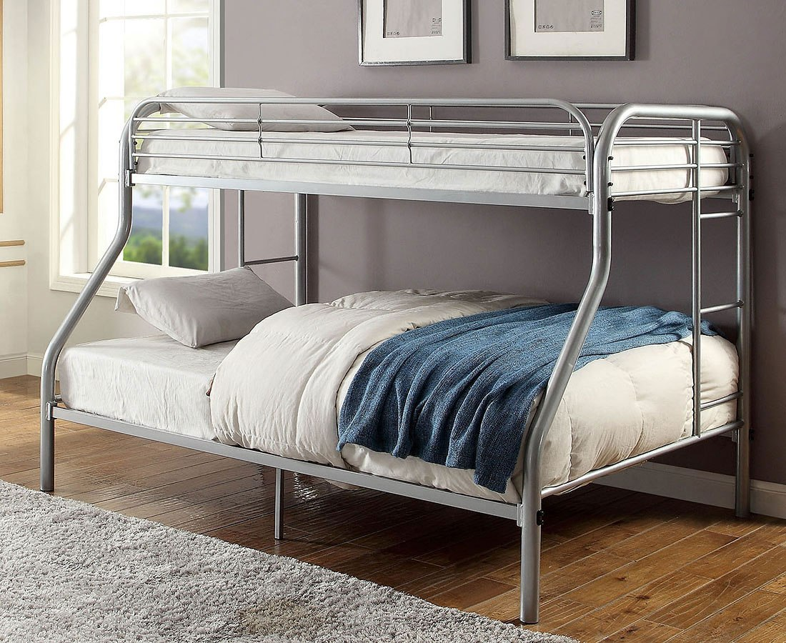 Opall Twin Over Full Bunk Bed W