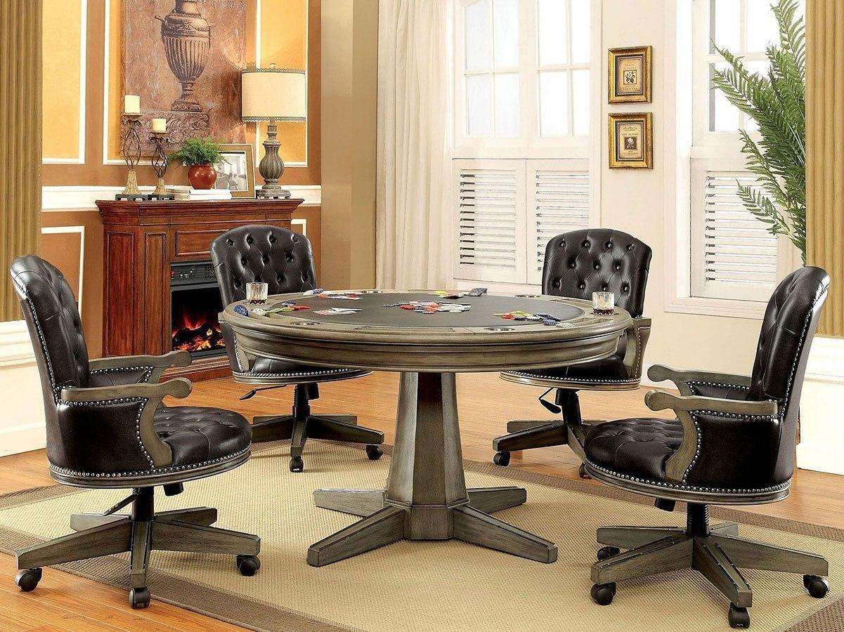 Yelena Game Table Set