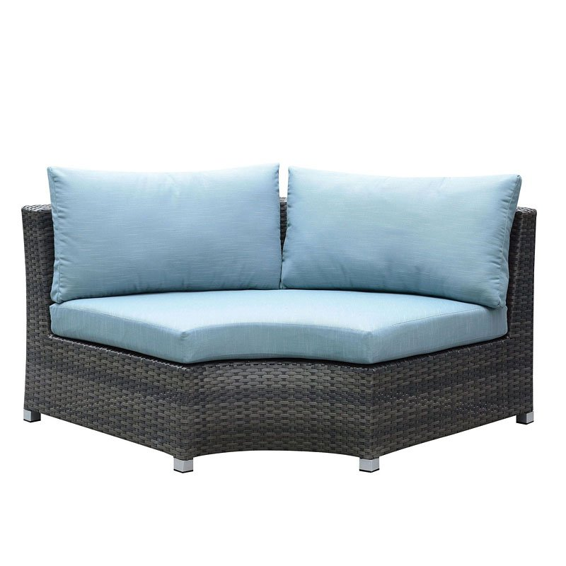 Morgana Outdoor Corner Chair