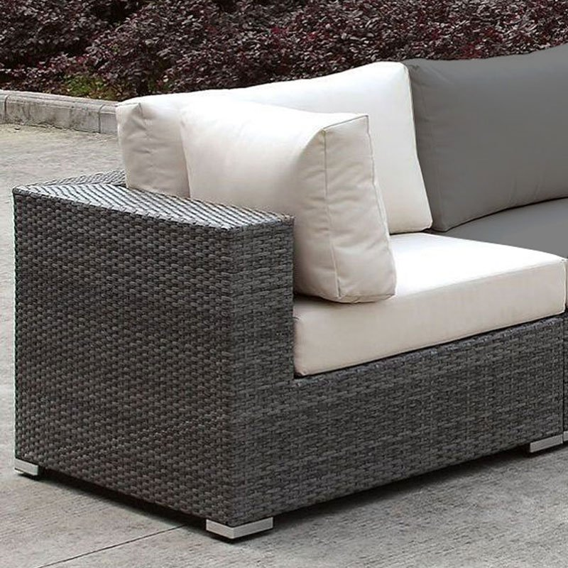 Somani Outdoor Corner Chair