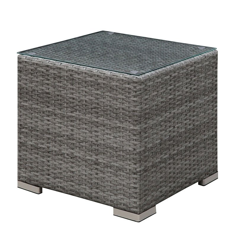 Somani Outdoor End Table