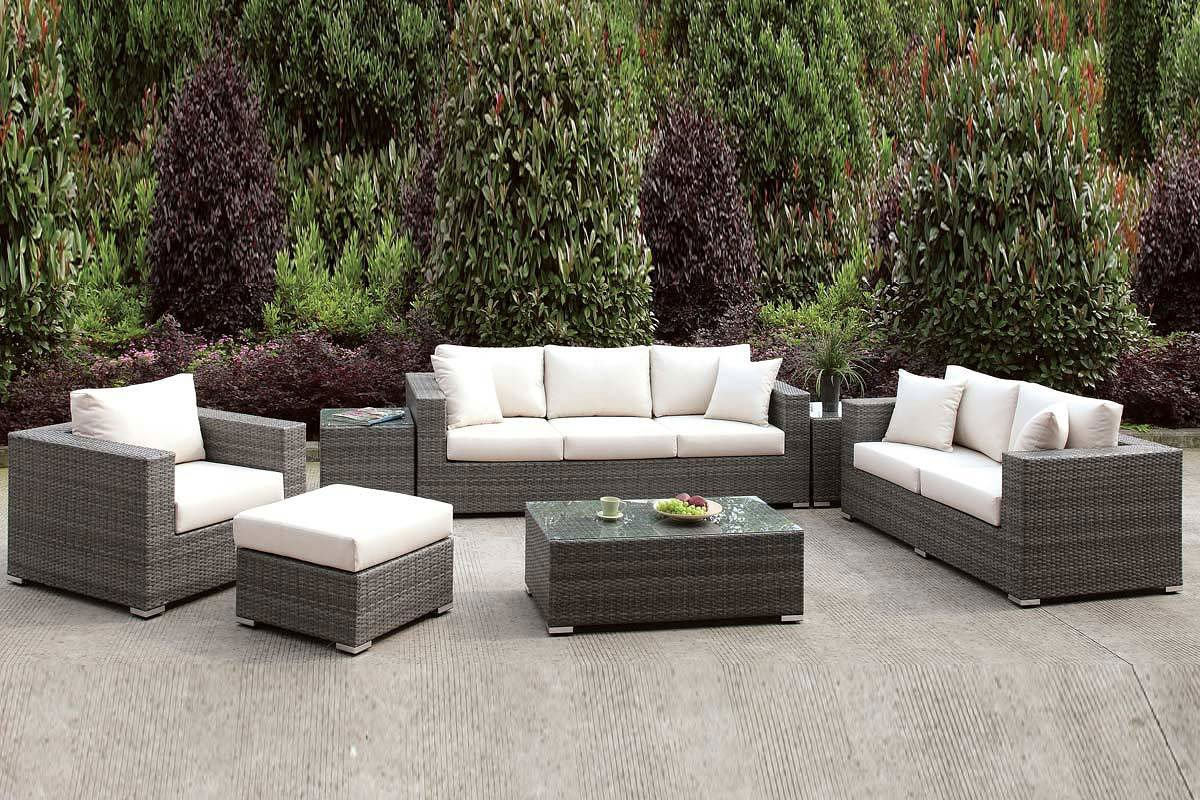 Somani Outdoor Seating Set