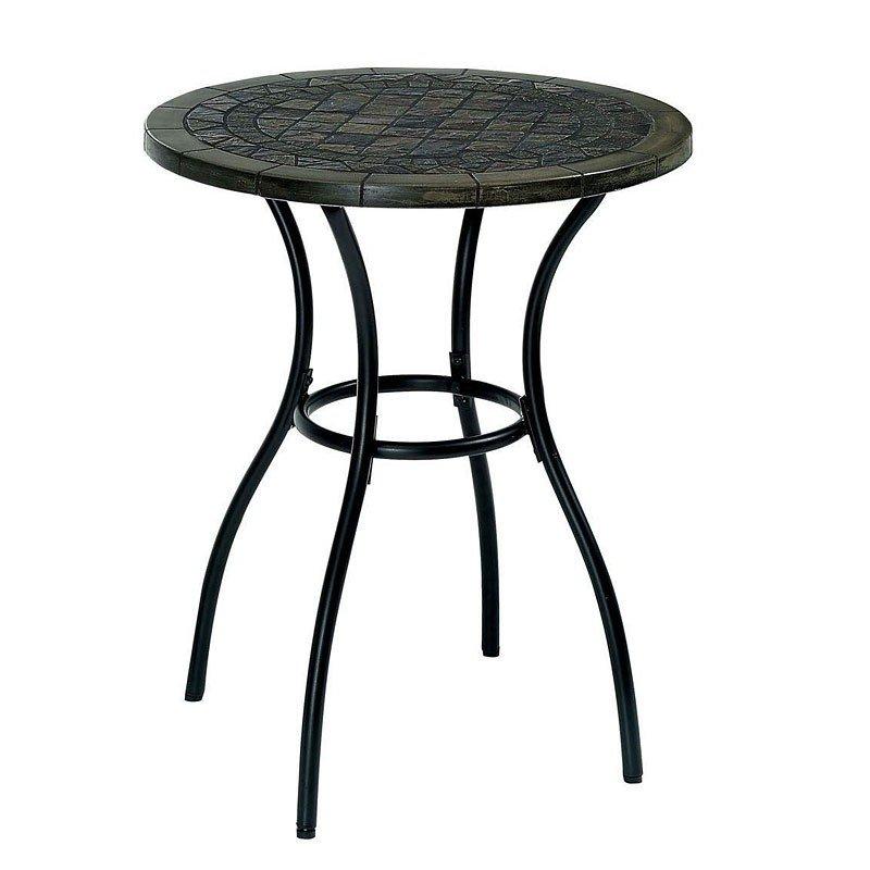Betim Metal Table w/ Concrete Top