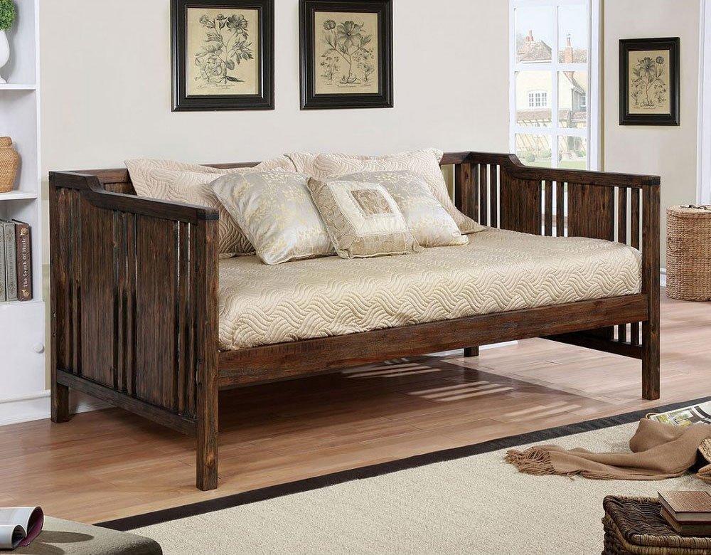 Petunia daybed furniture of america furniture cart