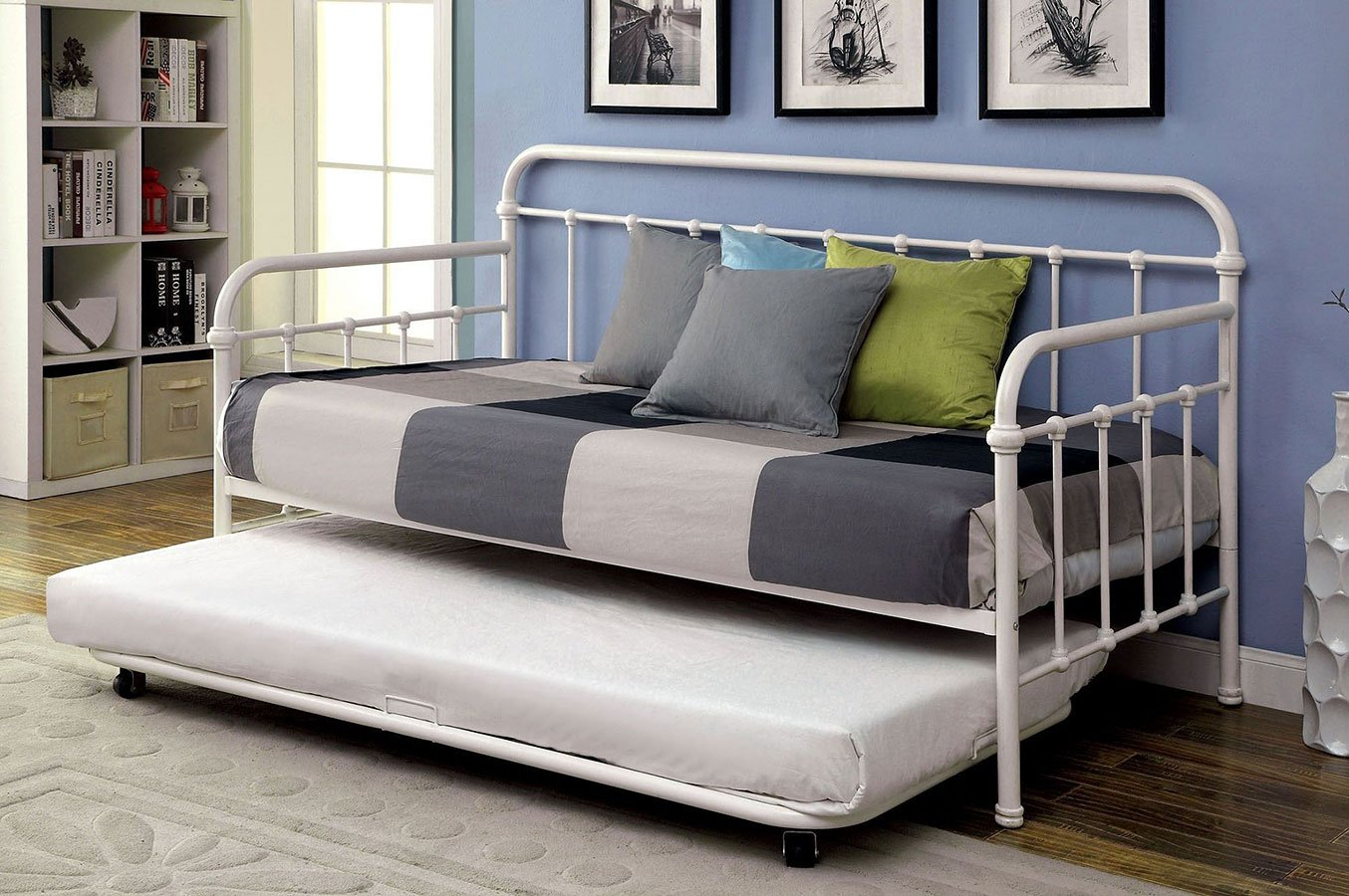 Claremont Daybed W Trundle Vintage