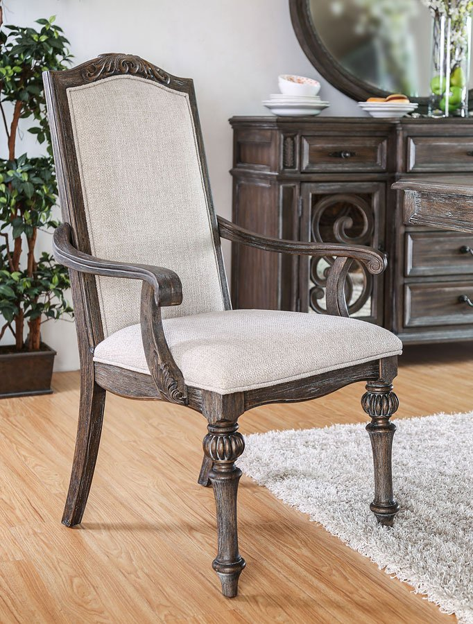 Furniture Of America Lennart Ii White Panel Bedroom Set: Arcadia Dining Room Set Furniture Of America, 2 Reviews