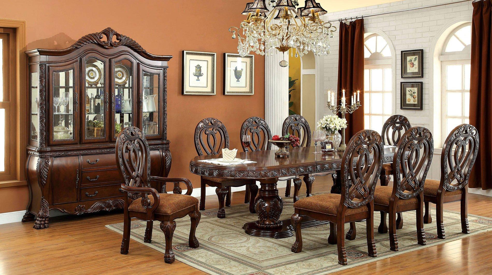 Wyndmere Dining Room Set (Cherry)